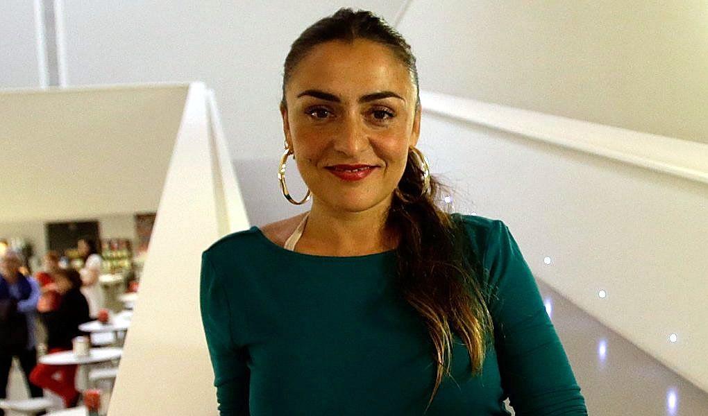 Amodio, el anuncio de Navidad de Campofrío.Paula Echevarría vuelve a lucir su anillo de casada.