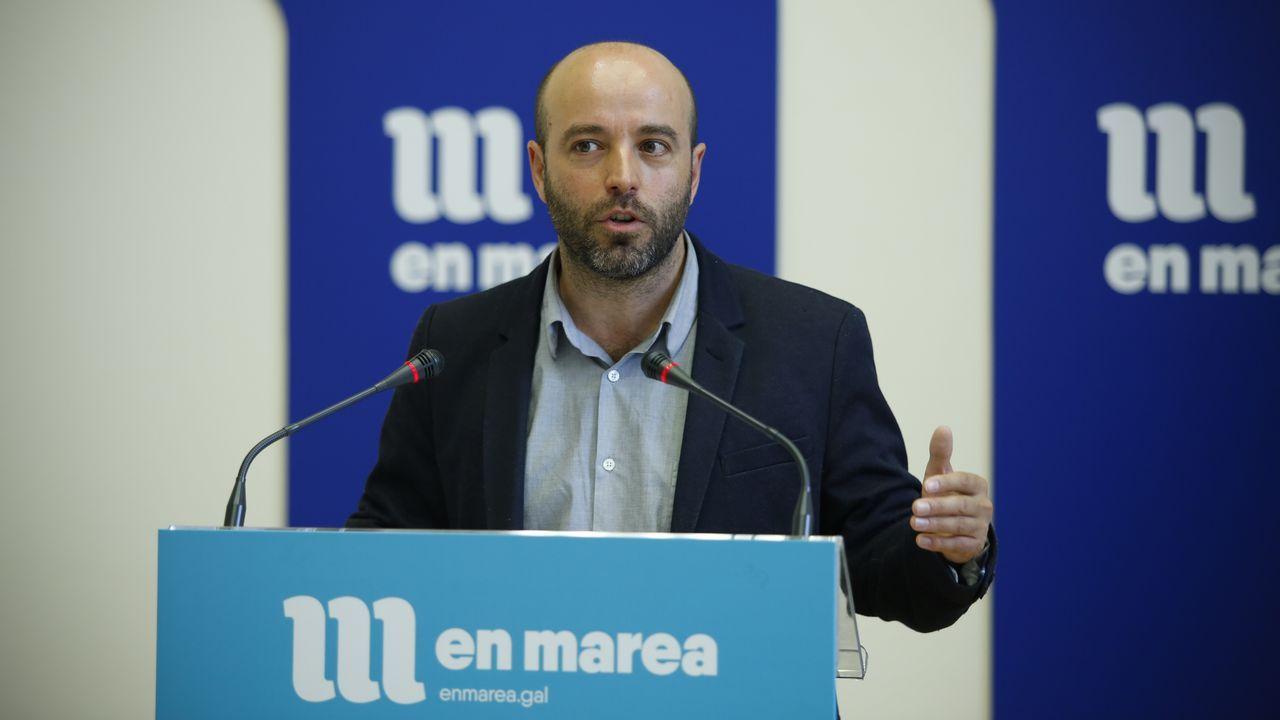 Feijoo se resiste a revelar su futuro y se remite a la sesión del día 20 en el Parlamento de Galicia.Los propietarios de las viviendas están satisfechos con la sentencia, pero quieren saber cuándo cobrarán