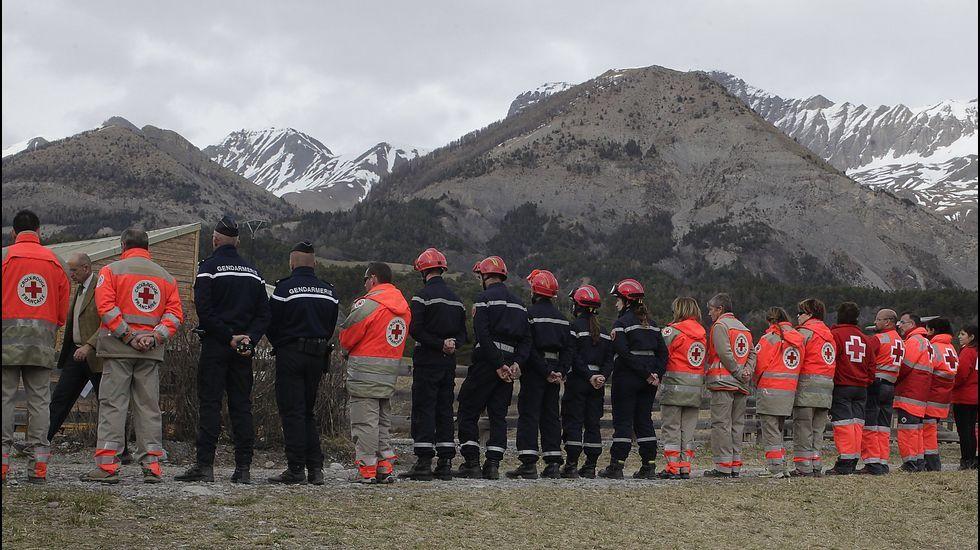 Accidente aéreo de un avión Airbus A320 de Germanwings que se estrelló en los Alpes franceses