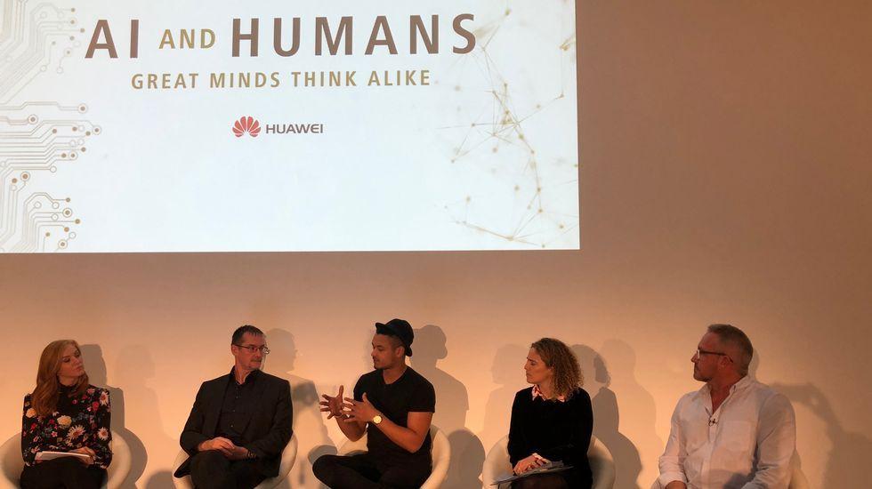 .El estudio fue presentado en la Saatchi Gallery de Londres dentro de un evento que analizó los retos de la Inteligencia Artificial.