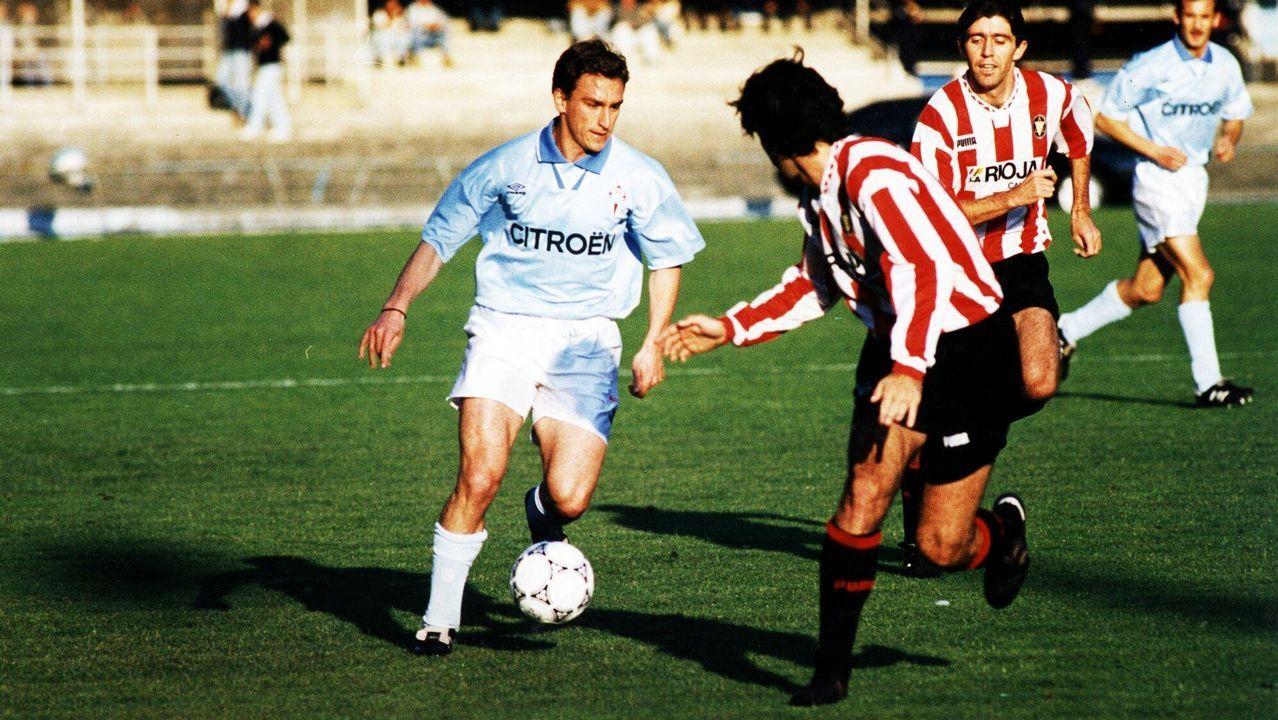 .Jorge Otero (1987-1994)