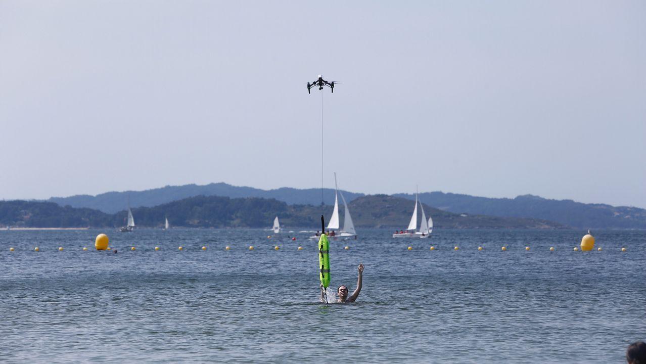 Les presentamos al dron socorrista.