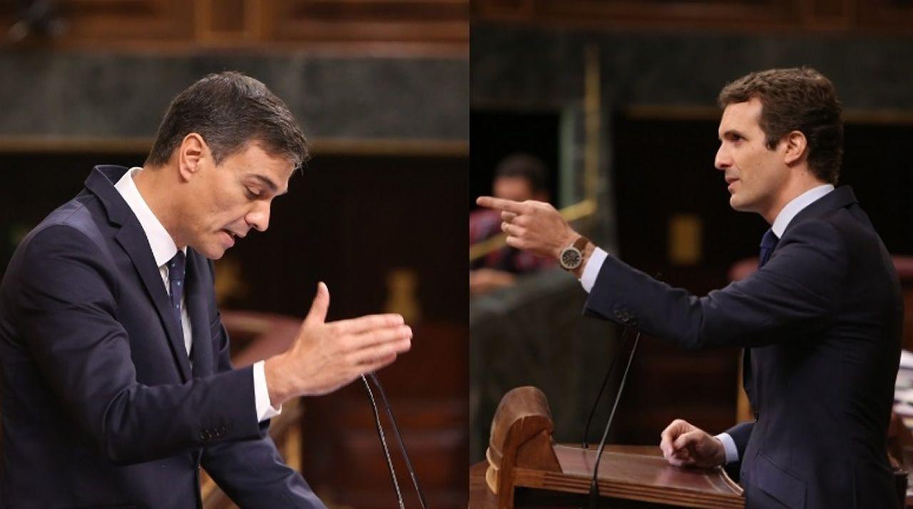 Isidro Martínez Oblanca.Grupo de En Marea en el Congreso de los Diputados