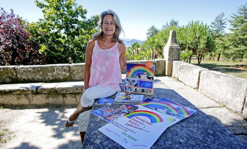 La misión gallega en el CERN.Patt Skinner narra cada jueves de agosto cuentos escritos por ella misma en Sanxenxo a las 21 h.