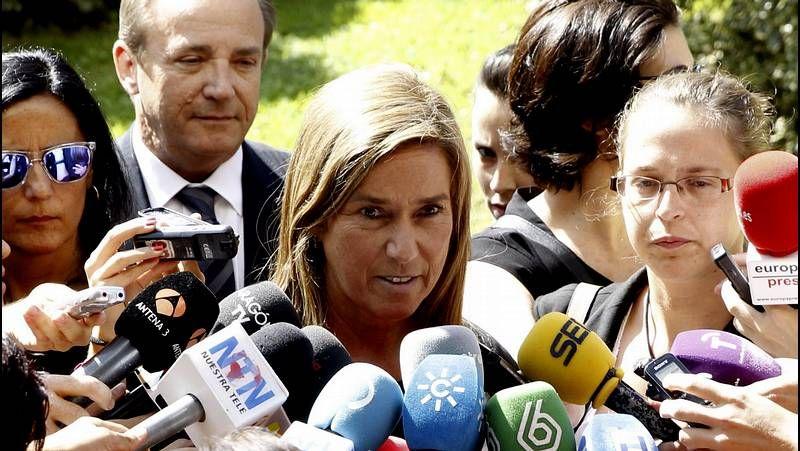 Noriega, con Julián Barrio en la alcaldía al inicio de su mandato