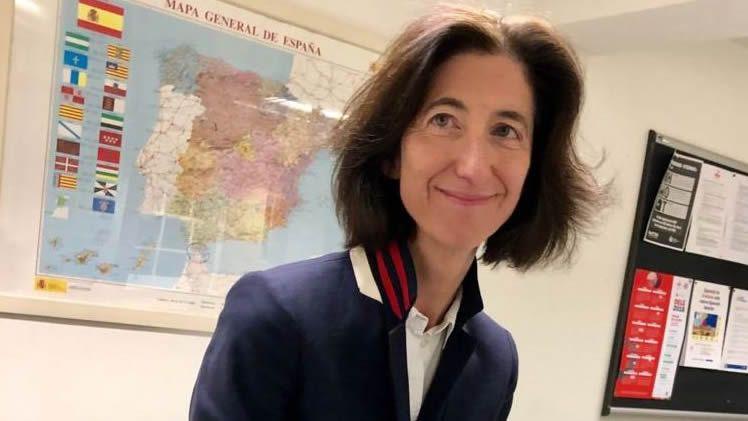 Elena García-Muñoz es de naturaleza optimista y piensa que el «brexit» no es irreversible