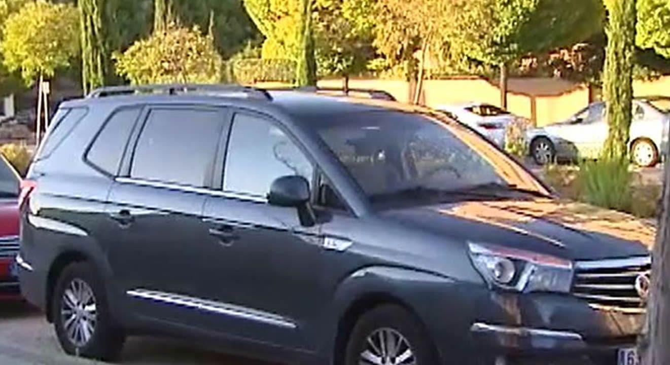 Se busca en Madrid al conductor de este BMW X5.Isabel López Ferrer, galardonada «Empresaria del Año» 2018