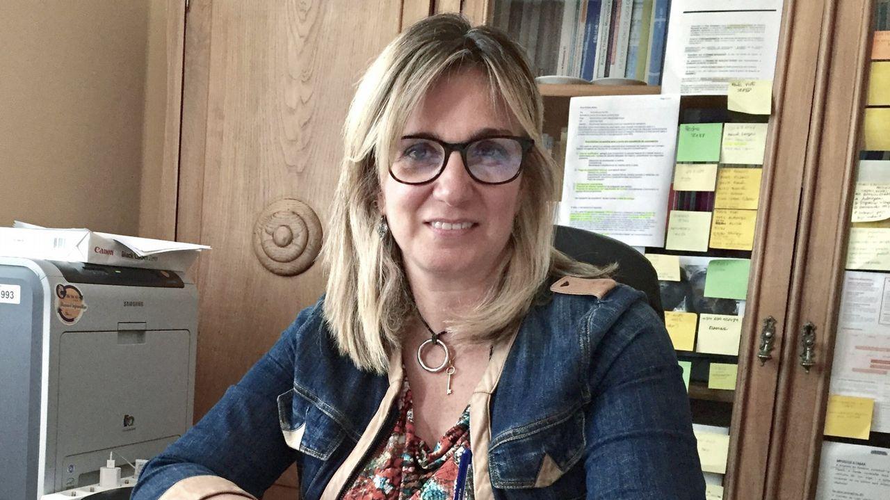 González: «La situación en Cataluña es lo que más me ha preocupado en 40 años».Adriana Lastra
