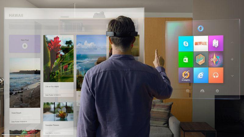 Las increíbles Hololens de Microsoft.Bomberos y Protección Civil volvieron a surcar las aguas del Miño ayer, pero sin hallar nada.