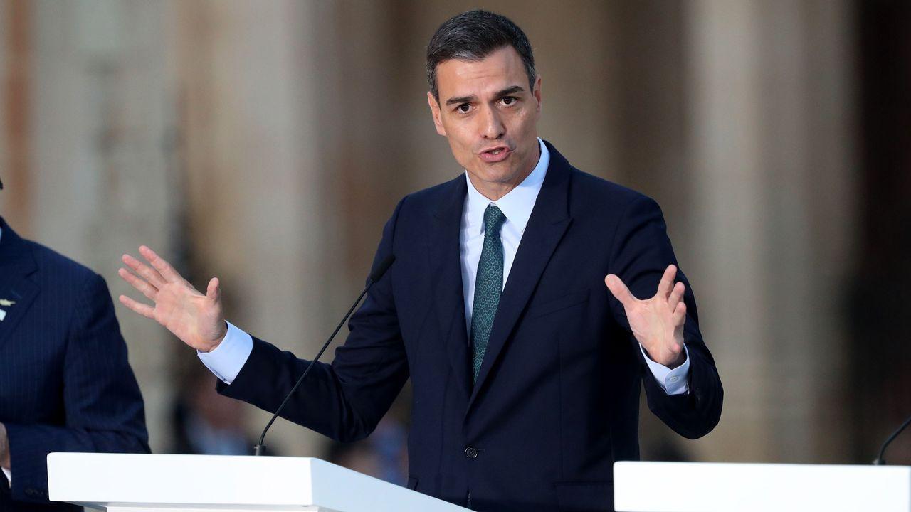 José Luis Ábalos, ministro de Fomento en funciones y secretario de organización del PSOE