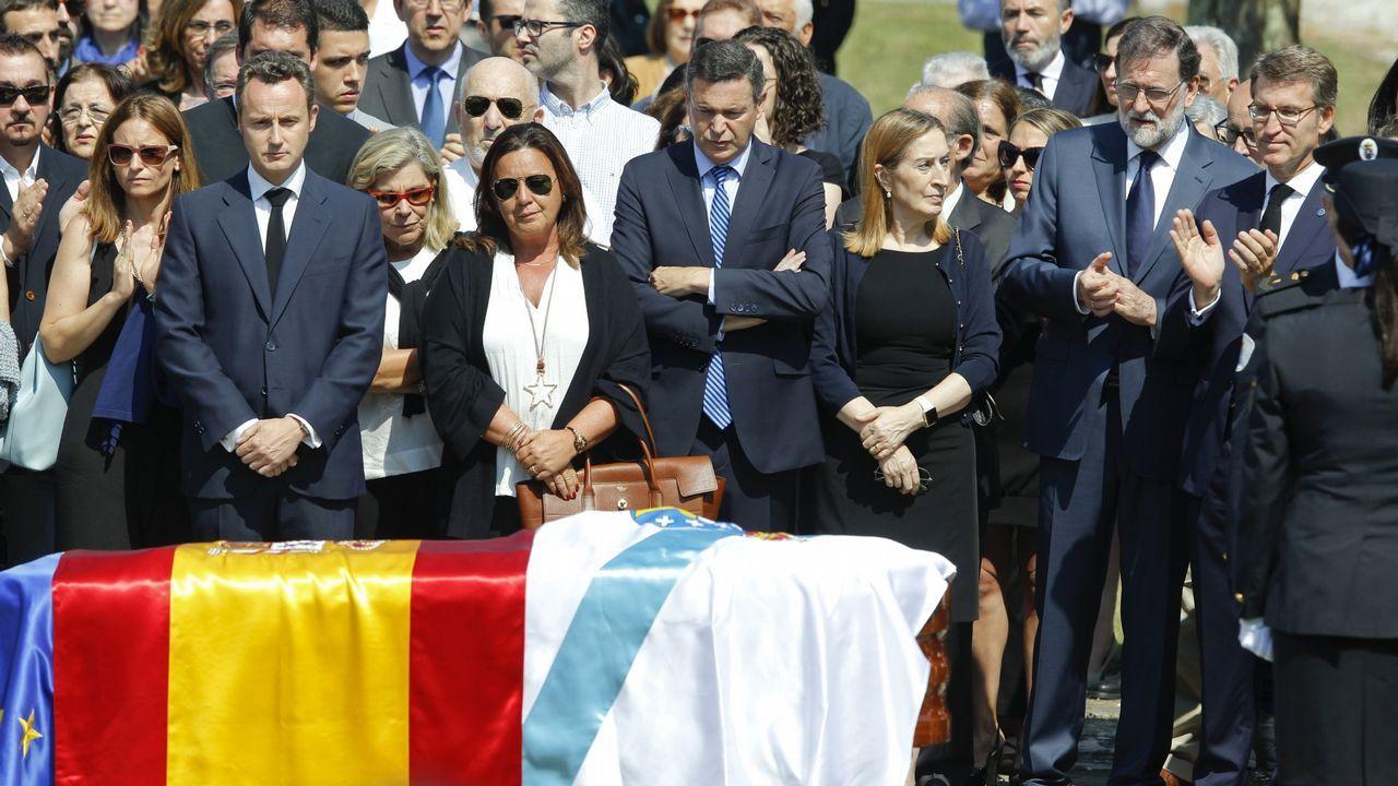 En el 2018 Galicia dijo adiós Gerardo Fernández Albor, presidente de la Xunta entre 1982 y 1987. Protagonista del nacimiento del autogobierno gallego, dijo adiós tras cien años de intensa vida pública y profesional.