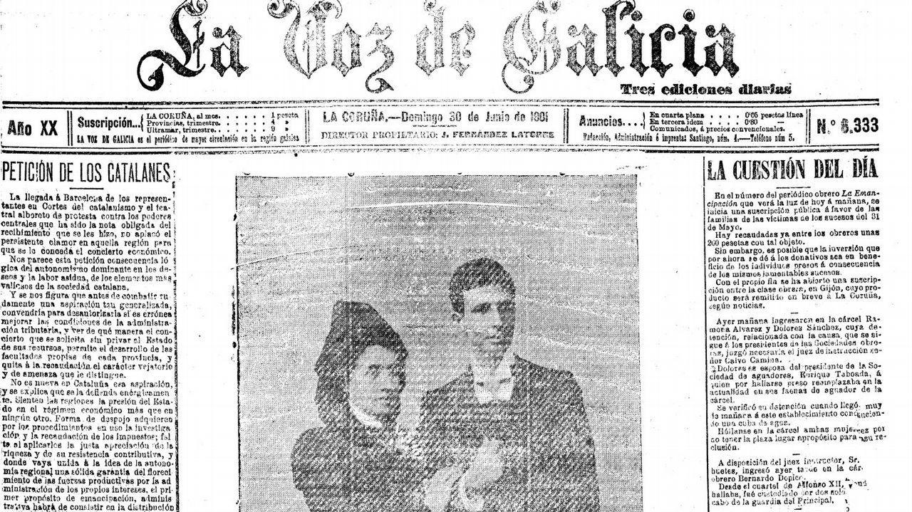 <span lang= gl >Elas son as grandes pioneiras galegas</span>.El mes pasado tuvo lugar en Santiago el casting para nueva película de Coixet