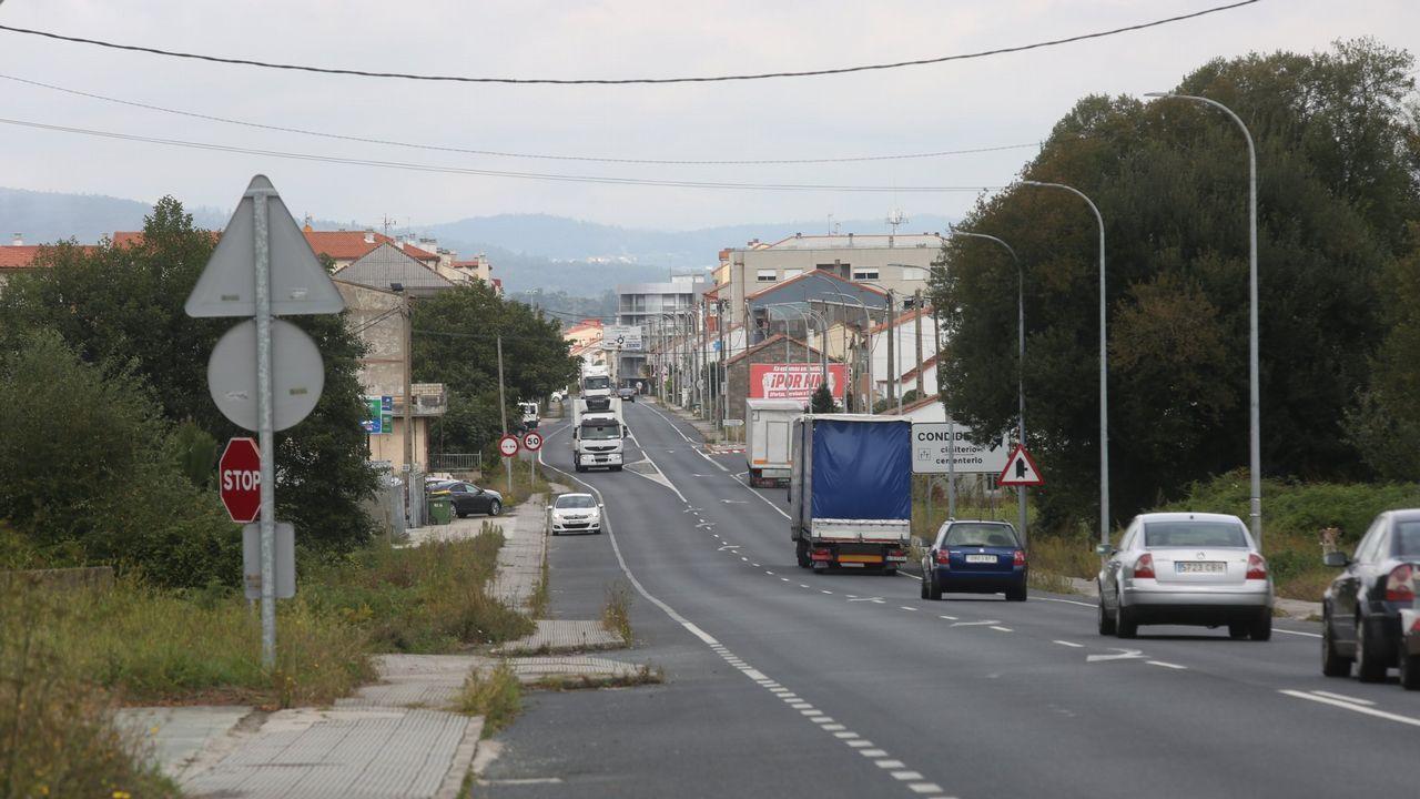 Cabalgata de reyes en Vilagarcía