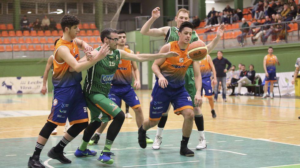 El Calvo Xiria venció al Sigaltec de Vilagarcía por 67 a 45