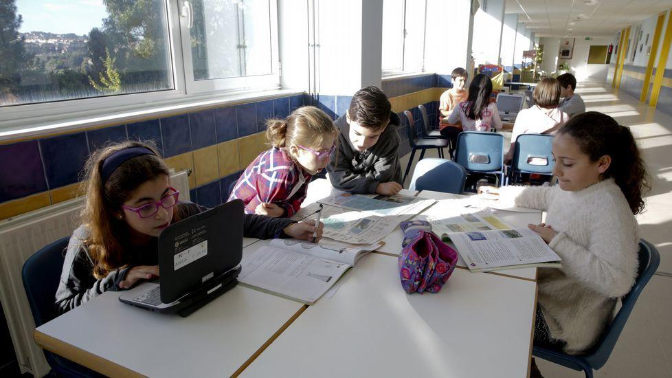 Andaina, el colegio donde se aprende en los pasillos, que protagonizó uno de los reportajes sobre centros innovadores
