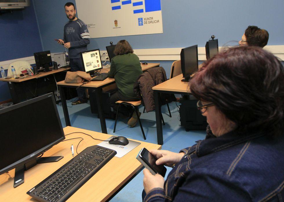El curso se desarrolló durante el mes de marzo en las instalaciones de la Casa Dopeso.