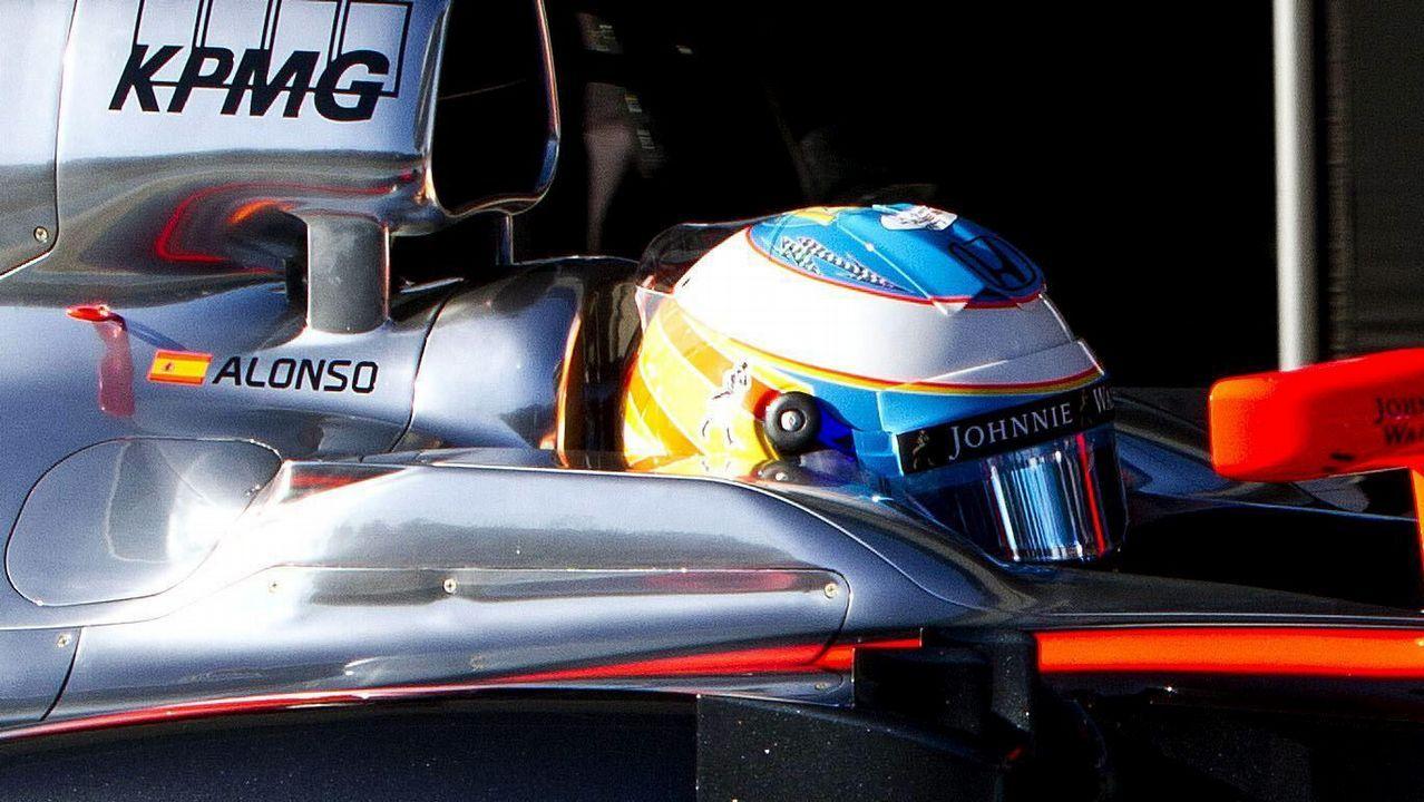 .La falta de resultados propició su regreso a McLaren