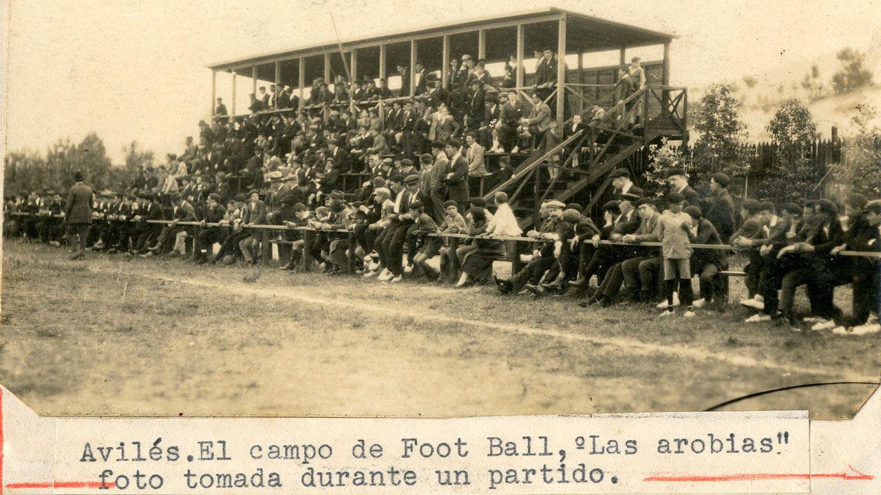 Grupo escolar hacia 1930