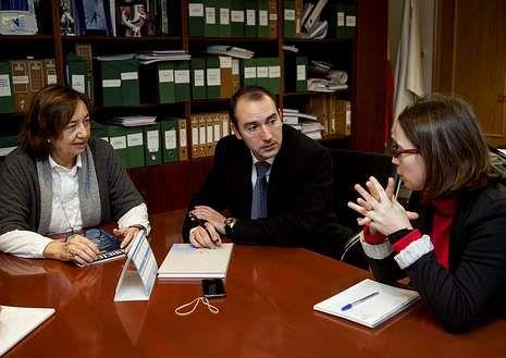 Angueira presentó el día 9 la solicitud de adhesión al plan.