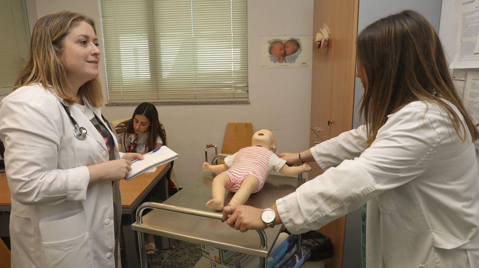 Cada año hay unas 2.000 solicitudes para entrar en la carrera de Medicina, de la que Galicia ofrece 360 plazas