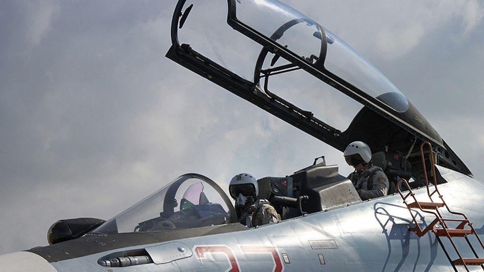 Rusia lanza misiles desde el mar Caspido al Estado Islámico