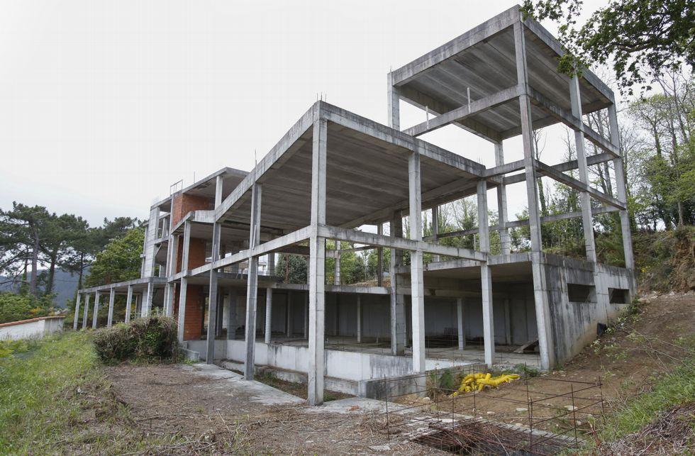 La obra de la nueva sede arrancó en el 2008 y estaba presupuestada en un millón de euros.
