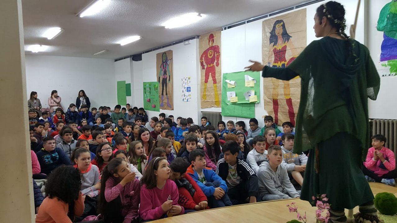 racismo, xenofobia.Semana das Letras en Sarria
