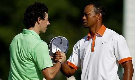 McIlroy y Woods, que ya ganaron el US Open, compartirán hoy partida con Scott.