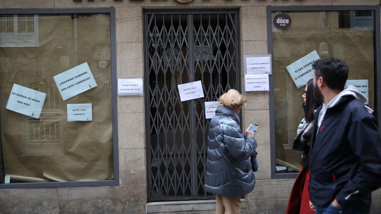 La viguesa Beatriz Fernández es una de las personas nacidas en 1978 que hablan de la Constitución y la España que nació al mismo tiempo que ellas