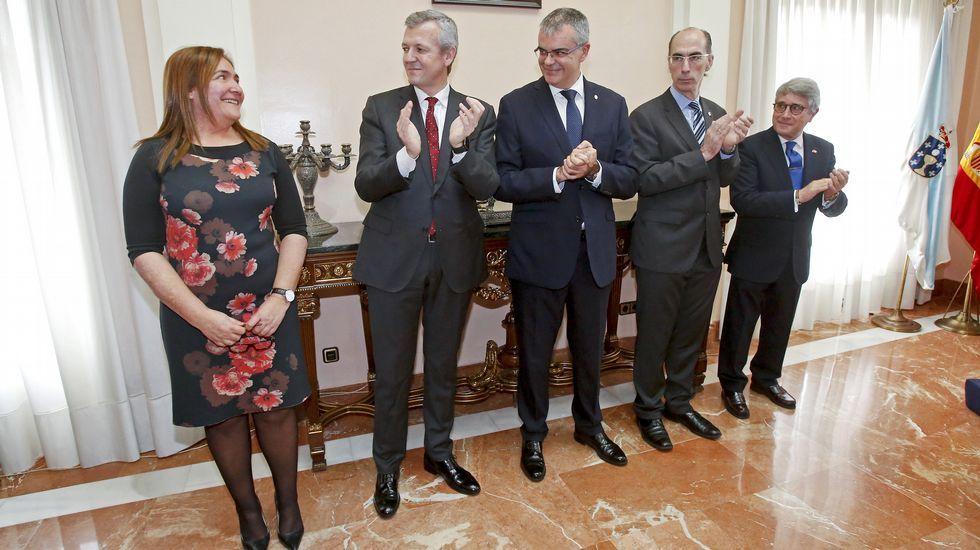 .Ana Ortiz, nueva Subdelegada del Gobierno en Pontevedra