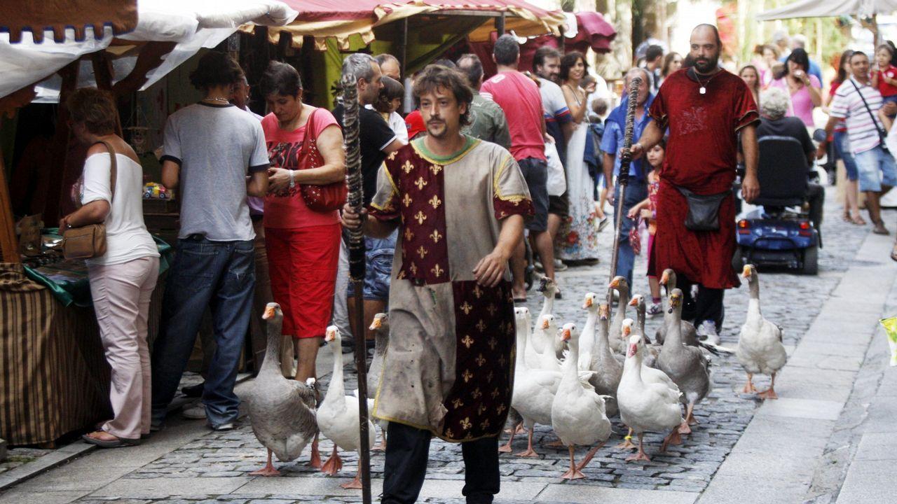 .Feria medieval de Gondomar