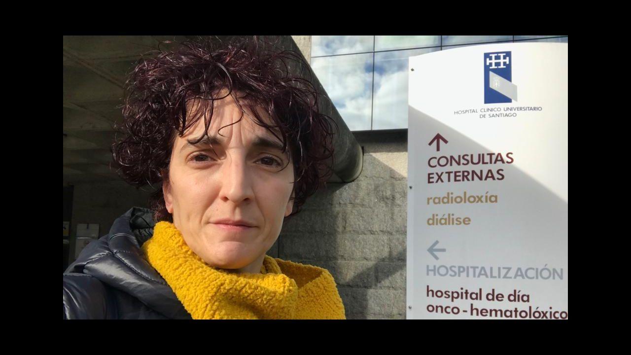 Concentración en el centro de salud de Viveiro. Curso de la Sociedad de Emergencias y la Organización de Trasplantes en A Coruña, un programa formativo que utiliza maniquíes de simulación médica avanzada