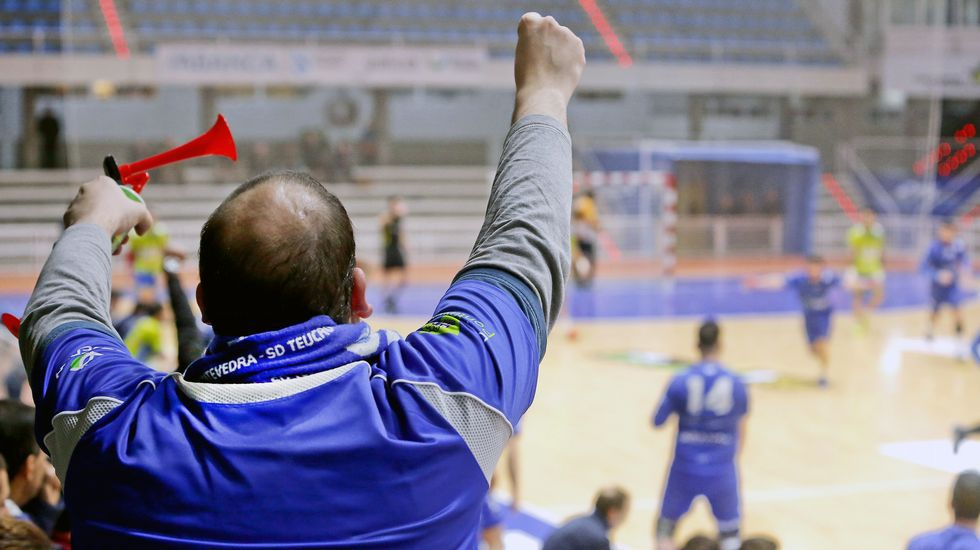 .Balonmano SD Teucro versus Zamora