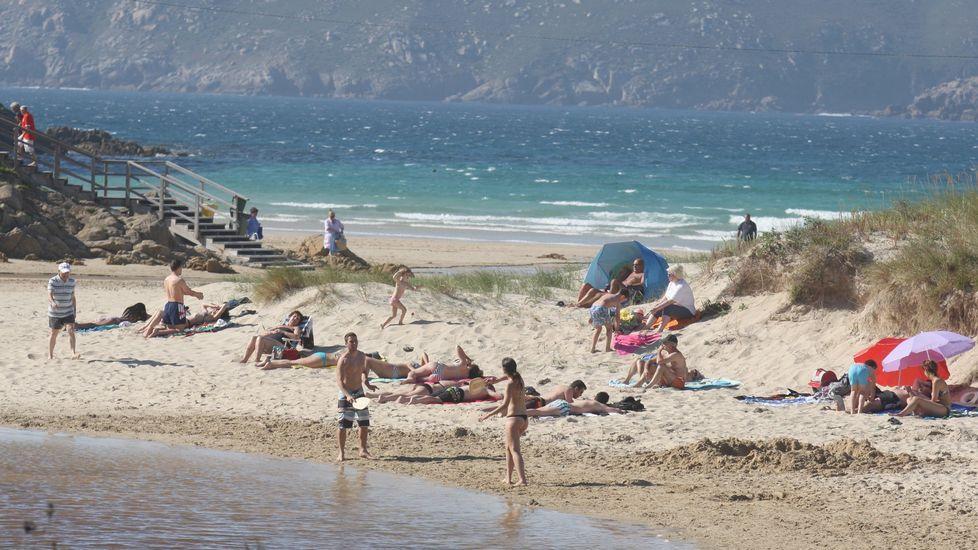 Ferrol. Playa de San Xurxo