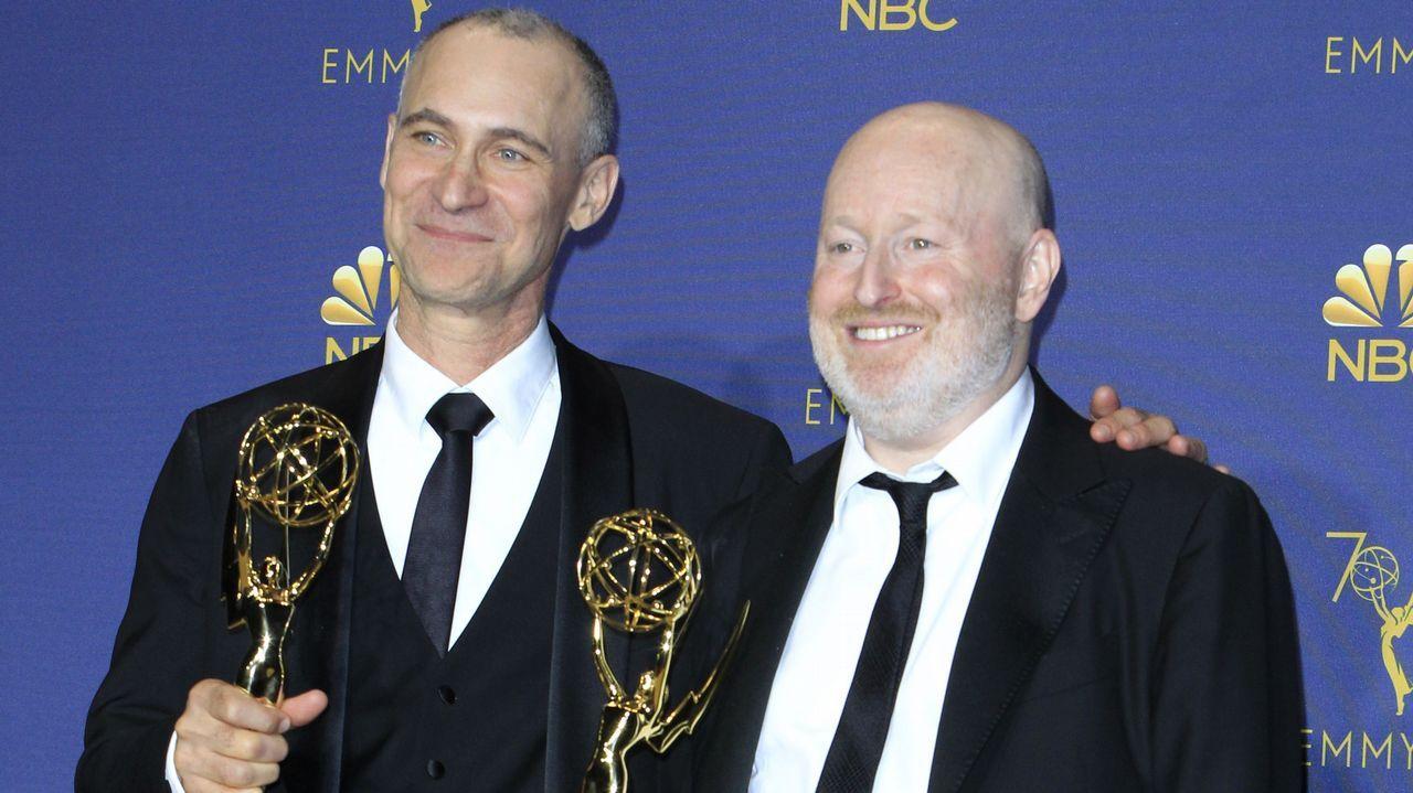 Emmy 2018:  Joel Fields y Joe Weisberg, Mejor Guión de Serie Dramática por «The Americans»