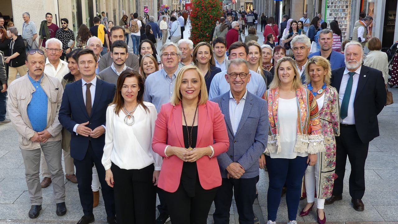 La inauguración del campamento turístico Santa María de Brandoñas, en imágenes.Inauguración delCentro Español de Documentación Espeleológica en Mondoñedo