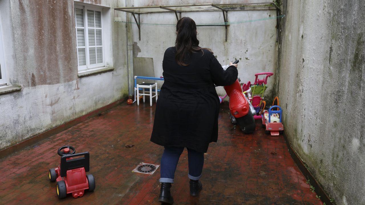 Mejores formas de reciclar.Manuela y su marido llevan sin ingresos desde diciembre y ya no han podido pagar el alquiler