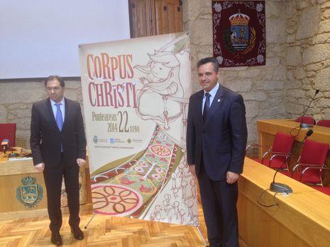 ...Hoy se presentó el cartel del Corpus