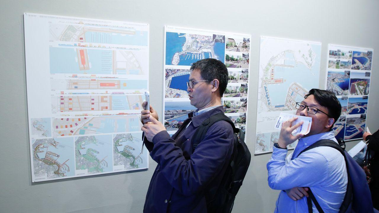 Numeroso público visitó la muestra en el Ayuntamiento