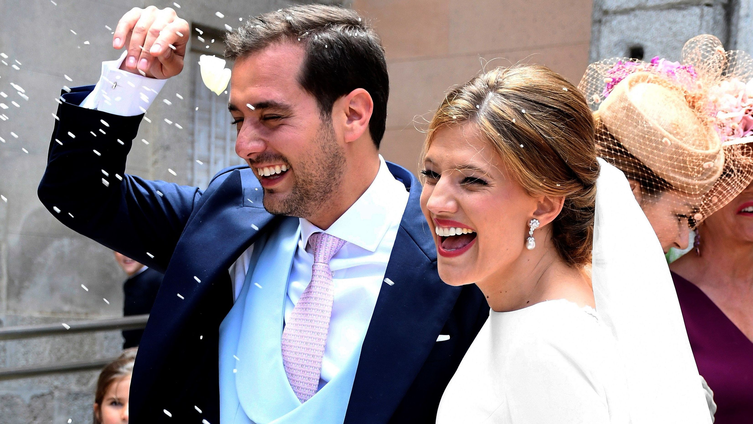 Una joya escondida en la provincia de Lugo.El candidato del PP a la alcaldía de Segovia, Pablo Pérez, se ha casado en la jornada de reflexión