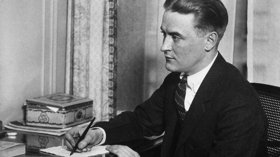 .F. Scott Fitzgerald