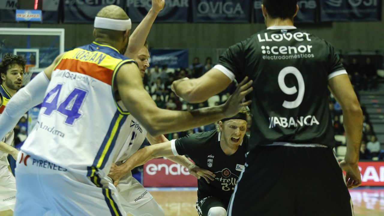 Incidente con un gallego en un partido de los Miami Heat.Marlis González fue propuesta por la agrupación Madrid Osa