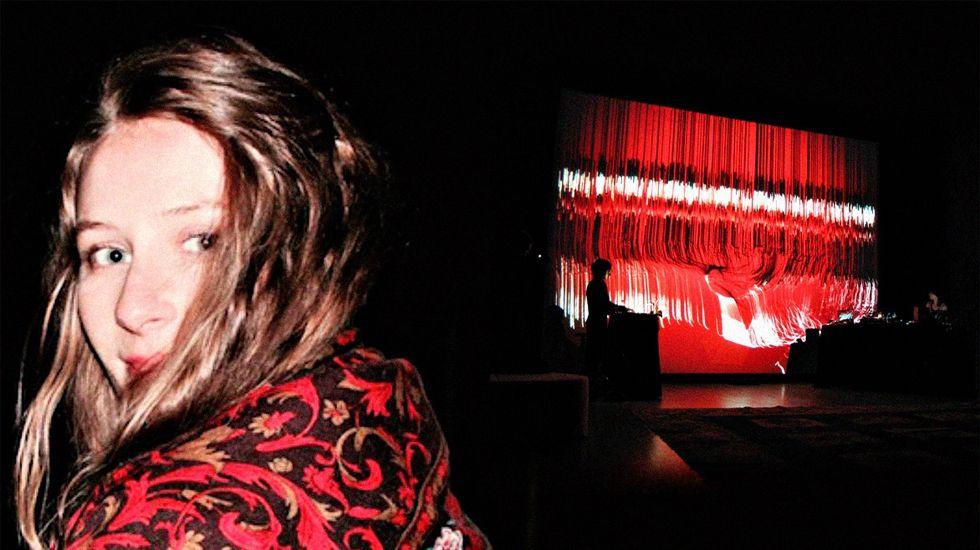 Oliver Ratsi toma la Colegiata con «Onion Skin».Kara-Lis Coverdale