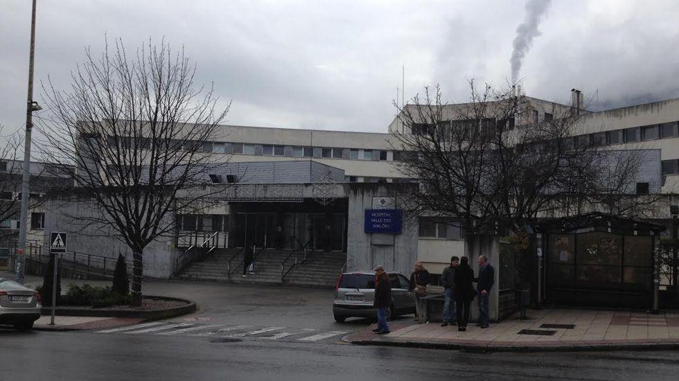 Hospital Valle del Nalón.Hospital Valle del Nalón