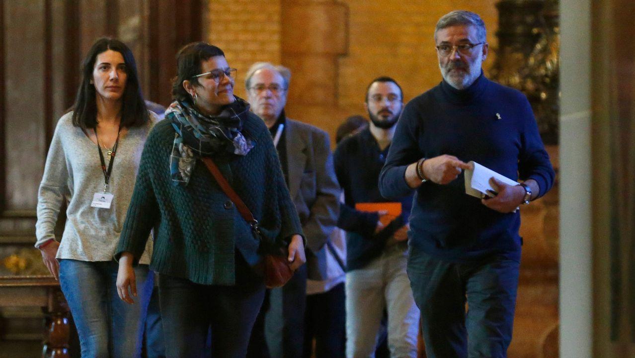 Montoro y Rajoy apelan a la responsabilidad de los grupos políticos