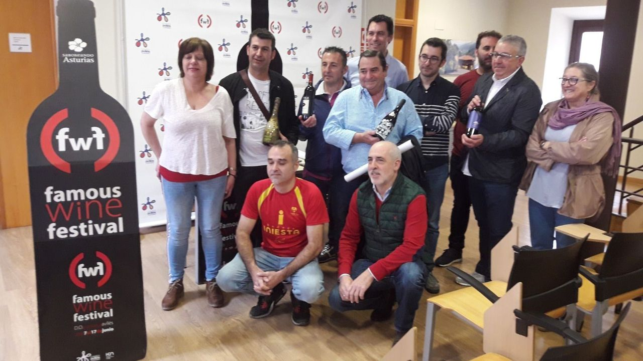 Famous Wine Fesival.Novena edición del «Famous Wine Festival»