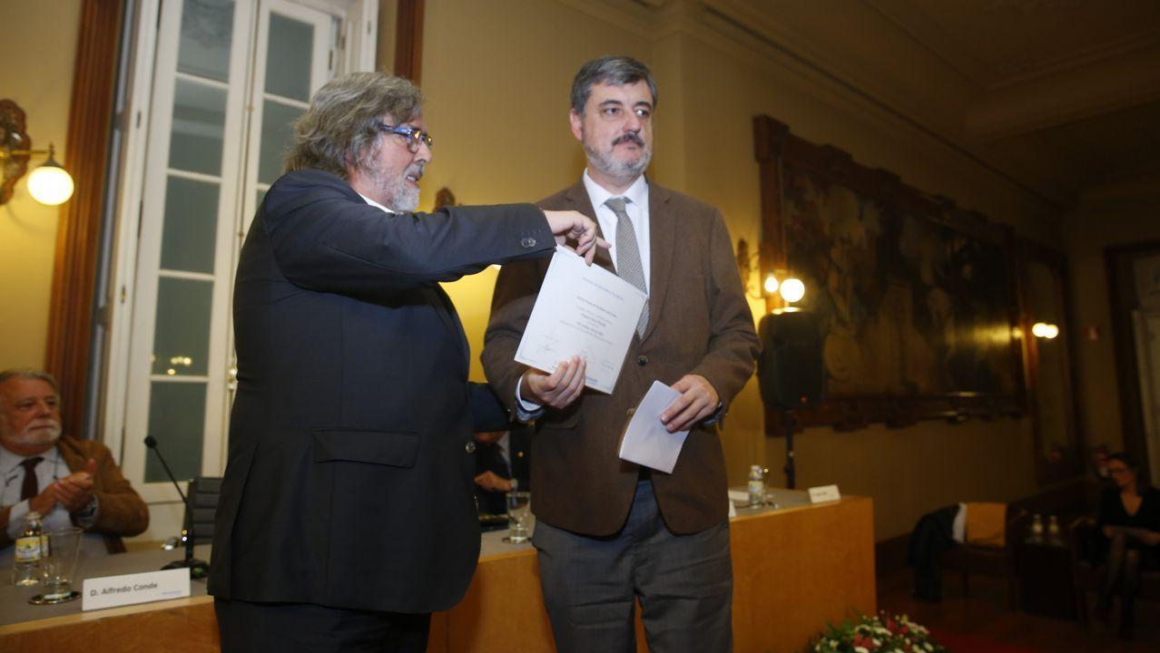 Cabalgata de Reyes.El actor Luis Merlo, en una imagen de archivo.