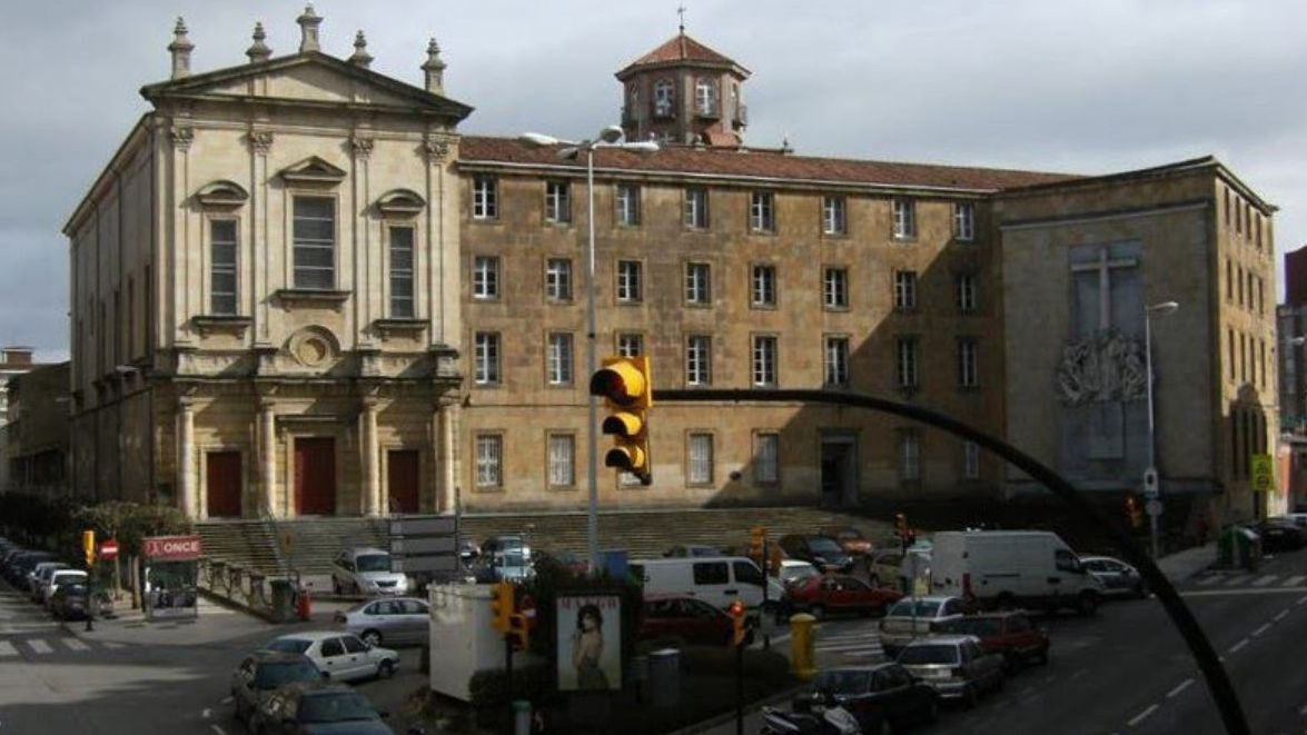 Colegio Inmaculada, Gijón