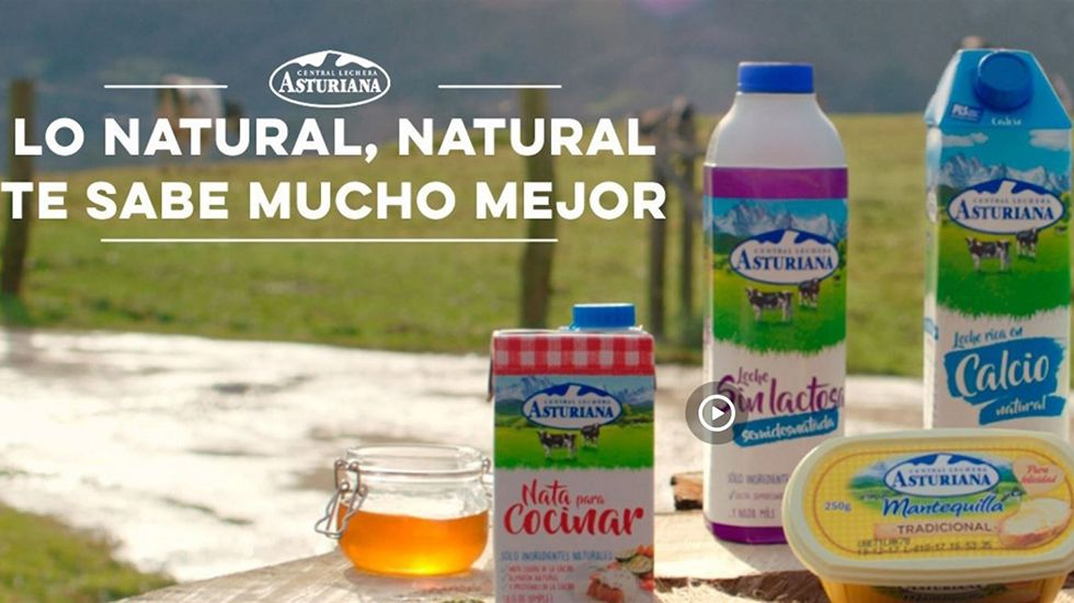 Productos de Central Lechera