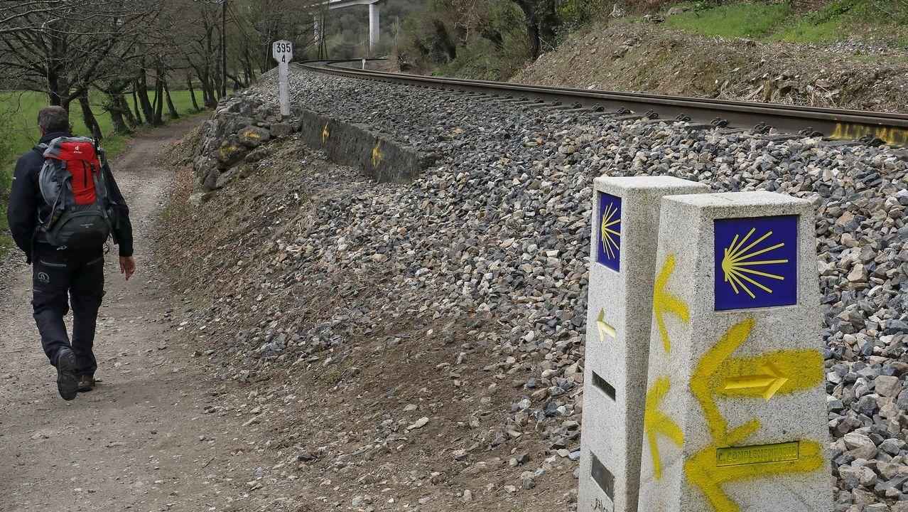 Una doble señalización que en algunos puntos genera confusion entre los peregrinos